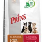 Prins fit selection lamb & rice