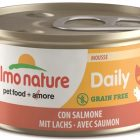 Almo daily menu mousse met zalm