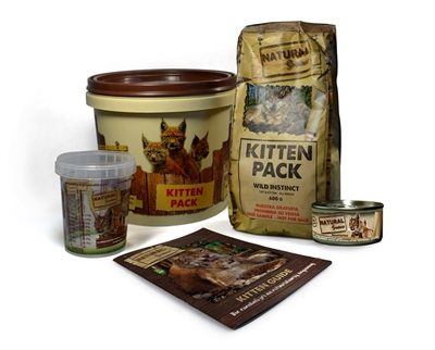 Natural greatness kitten pack