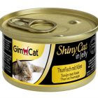 Gimcat shinycat in jelly tonijn / kaas