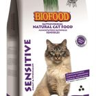 Biofood premium quality kat sensitive coat / stomach