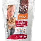Hobbyfirst feline sensitive sterilized turkey